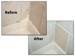 Replace Grout In Shower Image Cabinetandra Tavern